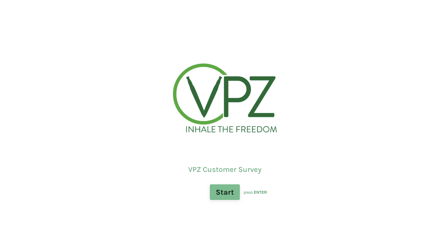 Join the VPZ Store feedback survey