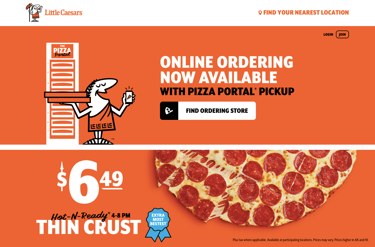 Little Caesars Menu Prices