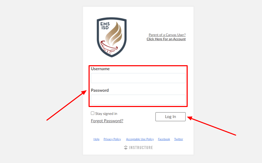 Canvas EMSISD Login