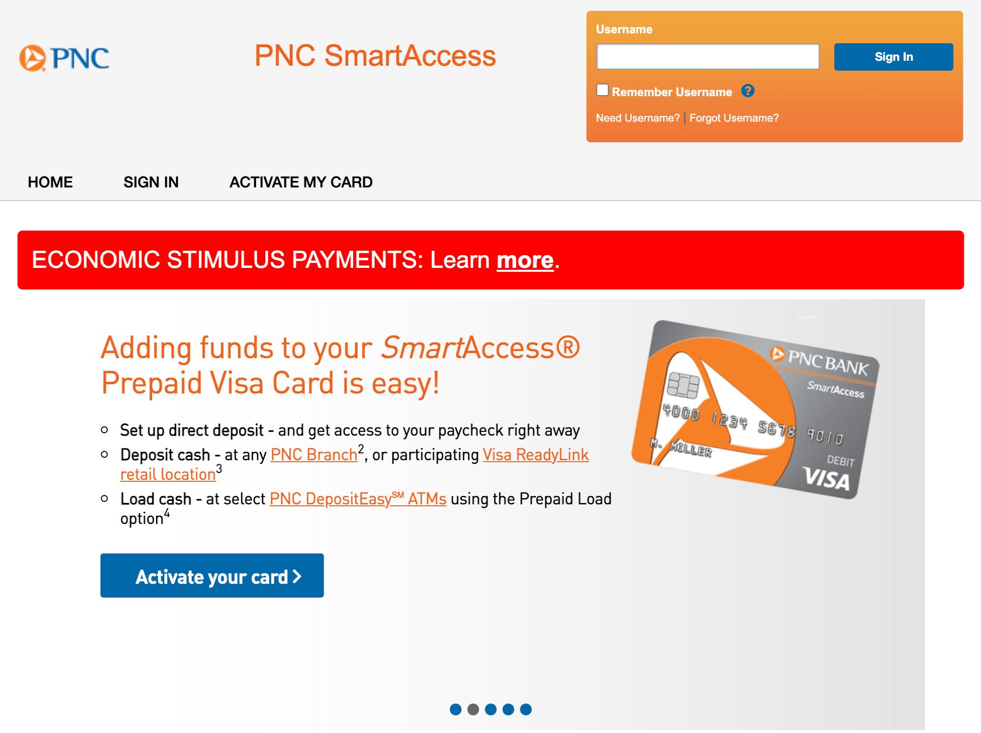 PNC SmartAccess